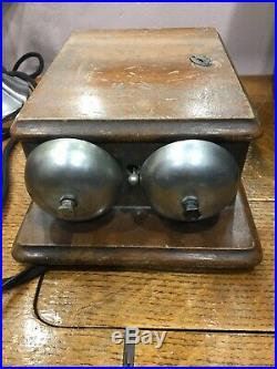 Antique Candlestick Telephone Vintage Unknown Manufacturer