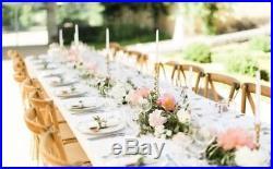 Job Lot 54 Vintage Antique Brass Candlesticks Wedding Decor