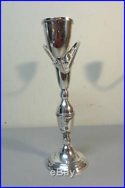 "Candlestick Vintage Duchin Sterling Silver 3-Lite 11.5/"" Candelabra"