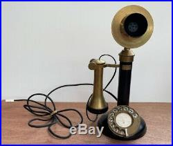 Vintage GEC Candle Stick Phone