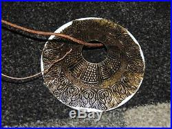 Vintage Spanish Brass 64 Czech Crystals Chandelier 8 Candlestick Lights 21